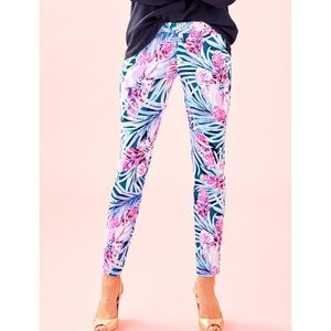 Lilly Pulitzer Knit Ankle Pants